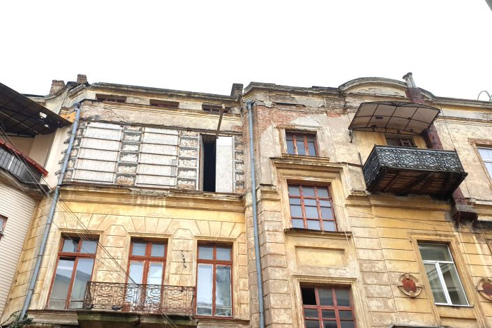 Selling property in Odessa